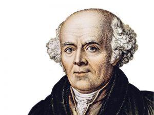 Samuel Hahnemann, fondateur de homéopathie