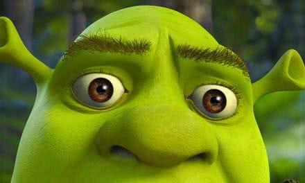 Shrek aussi est un ogre
