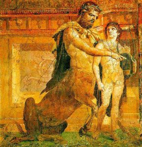 Les Centaures serait dénués de toutes moralité